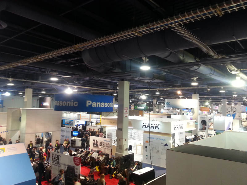 United Patent Research, LTD at Trades Shows